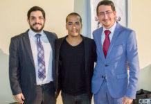 Fernando Laprovítera, Assis Filho E Roberto Victor Ribeiro (2)