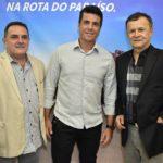 Fernando Perdigão, Amilton Amorim E Gilvan Sabino