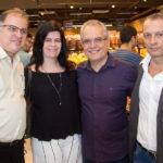 George Barreto, Ricardo Braga, Inês Sobreira E Márcio Falcão