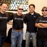 Glauco Feitosa, Antônio Marcos, Pedro Lima, Regis Benevides (4)
