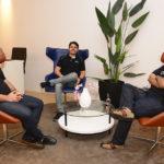 Glauco Feitosa (Gerente Lexus) Pedro Lima (Harley Davidson) Regis Benevides (Cliente) (1)