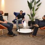 Glauco Feitosa (Gerente Lexus) Pedro Lima (Harley Davidson) Regis Benevides (Cliente) (2)