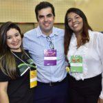 Iris Lima, Junior Feitosa E Rafaella Marques