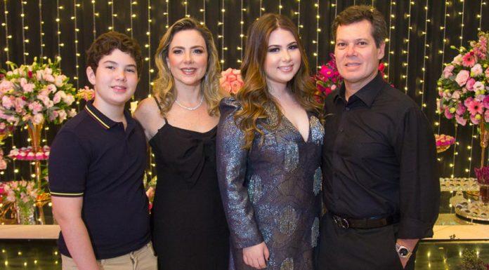 João, Suyane, Marcela E Claudio Dias Branco (2)
