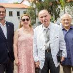 José Maria Zanocchi, Irma E Janos Fuzesi, José Rangel (1)
