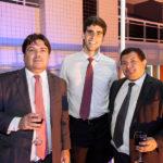 José Teles, Bernardo Martins E Ailton Alves