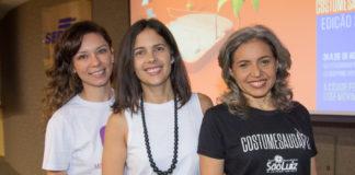 Juliana Silveira, Joana Ramalho E Claudia Marques (2)
