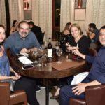 Jussara Regás, Bosco Couto, Sabine Martins E Deda Cardoso