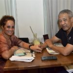Kelly E José Albino Santos