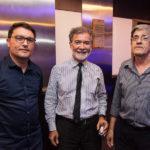 Lúcio Mário, Santana Neto E João Moreira 2