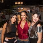 Laura Brito, Larissa Lima E Raquel Lopes
