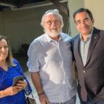 Laurinda Fonteles, Claudio Viriato E Jardson Cruz (1)