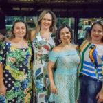 Leandra Solano, Eliane Caprine, Rosario Veras E Synara Florenço (1)