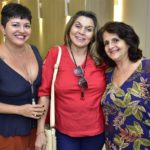 Leda Pires, Klébia Sabino E Edineuda Frota
