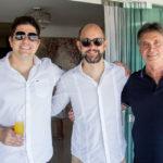 Leonardo Marinho, Ricardo Santos E Fernando Marinho (2)