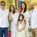 Leonardo, Renata, Olívia E Isabela Marinho, Manuela E Ricardo Santos (2)
