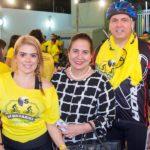 Letícia Studart, Martinha Assunção E George Assunção (2)