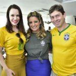Lorena Gondim, Tatiana Luna E João Carlos Gondim