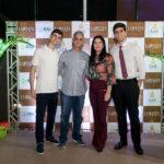 Luca, Stênio, Natasha E Bernardo Martins