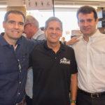 Luis Eduardo Figueiredo, Severino Ramalho E Fernando Gurgel
