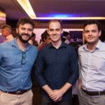 Luiz Felipe, Daniel Thomás E Gilberto Barbosa