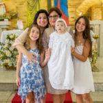 Marcela, Raquel E Diana Cavalcante, Olívia Marinho E Ana Carolina Cavalcante
