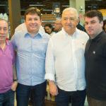 Marcos Freire, Glauber Farias, Hipólito Rocha E Marcus Filho