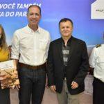 Nana Frankin, Regis Medeiros, Gilvan Sabino E Comandante Teles