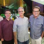 Oscar Cesarino, Stênio Martins E Paulo Fraga