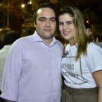 Ozires E Beatriz Pontes