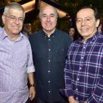Paulo Cesar Norões, Silvio Frota E Idelfonso Rodrigues