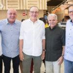 Pompeu Vasoncelos, Rodrigues Júnior, Sérgio Fiuza, Pio Rodrigues E Sérgio Campos