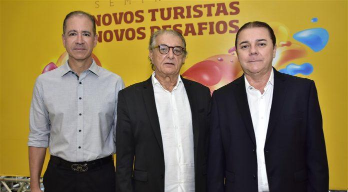 Regis Medeiros, Arialdo Pinho E Eliseu Barros