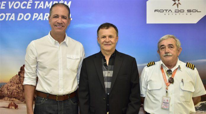 Regis Medeiros, Gilvan Sabino E Comandante Teles