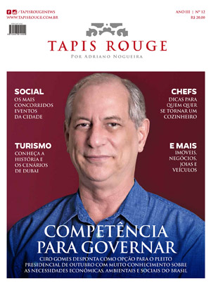 Revista Tapis Rouge 012/2018