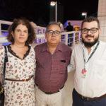 Roberta Minela, Marcos Melo E Marcelo Ferreira
