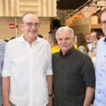 Rodrigues Júnior, Sérgio Fiuza, Pio Rodrigues E Sérgio Campos