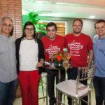 Stênio Martins, Daniele Bok, Ricardo Fingôlo, Diogo Ruas E César Faim