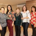 Tânia Macêdo, Natasha Martins, Taís Martins, Isabela Porto E Vânia Martins
