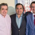 Totonho Laprovítera, Jardson Cruz E Roberto Victor Ribeiro (1)