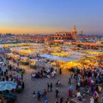 Market Marrakech Morocco
