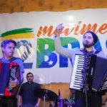 Ítalo E Reno No Lançamento Do Movimento 12 Brasil No Pirata Bar 2