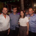 Adrísio Câmara, Naumi E Érika Amorim, Felipe Uchôa