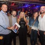 Adriano Nogueira, Elcio Batista, Bete Rose, Ana Lurdes Almeida E Adrísio Câmara