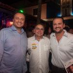 Adriano Nogueira, Leônidas Cristino E Adrísio Câmara