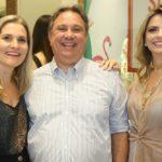 Alessandra, Daniel Moura E Tais Pinto