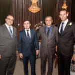 Alexandre Dummar, Francisco Pimentel, André Versoza E Márcio Canamary