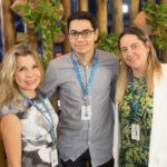 Alyne Menezes, Erick Dias E Clarisse Linhares (2)