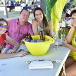 Ana Beatriz, Gersálio Filho, Daniele E Maria Paula Barbosa