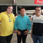 Andre Garcia, Assis Calixto E Romulo Araruna